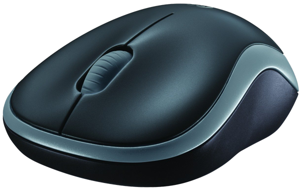 Logitech Wireless Mouse M185. A simple, reliable mouse with plug-and-play wireless, a 1-year battery life and 3-year limited hardware warranty.(Battery life may vary based on user and computing conditions.)